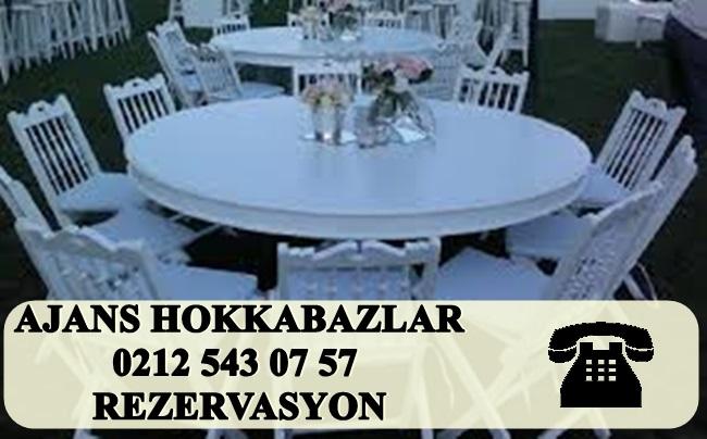 Sarıyer masa kiralama